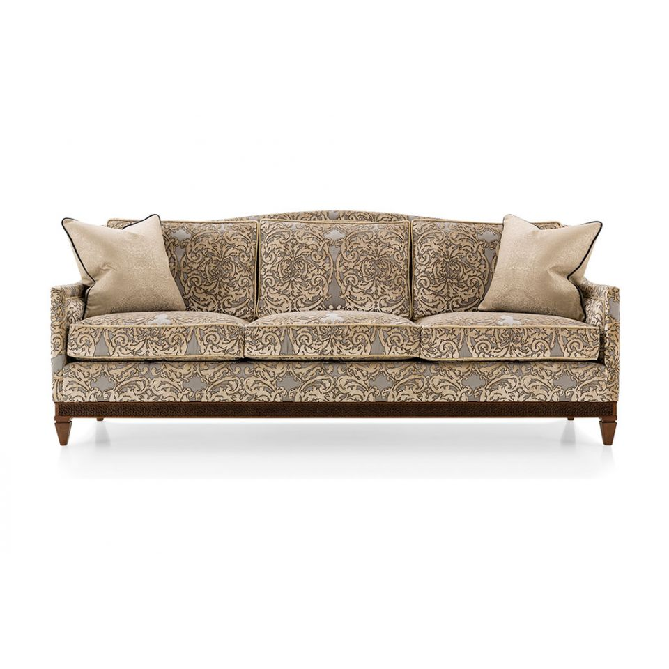 Luxury Sofa Dedar handmade in London Workshop by Luxuria London