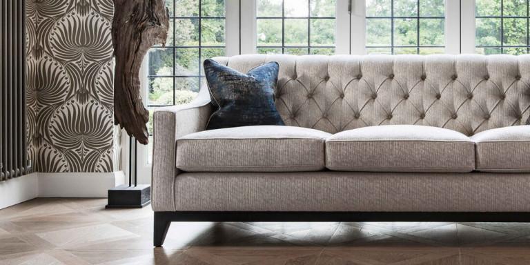 Buy Luxury Bespoke Sofas & Furniture, London, UK